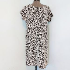 Soya Concept Black and White Dress Size L